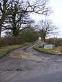 The Entrance to Gales Farm - geograph.org.uk - 1726359.jpg