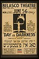 """The Federal Theatre Project presents """"Day is darkness"""" in 3 acts LCCN98516933.jpg"""