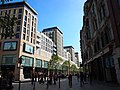 The Hayes and the new St Davids shopping center.jpg