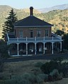 The Historic Mackay Mansion in Historic Silver Mining Town of Virginia City, Nevada.jpg