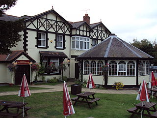 Hooton, Cheshire village in United Kingdom