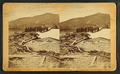 The House that was destroyed, Great Avalanche, from Owl's Head, Jefferson, from Robert N. Dennis collection of stereoscopic views 2.png