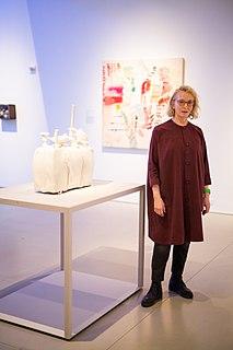 Arlene Shechet American artist