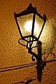 The Jolly Tanners Staplefield West Sussex wall lamp 02.jpg