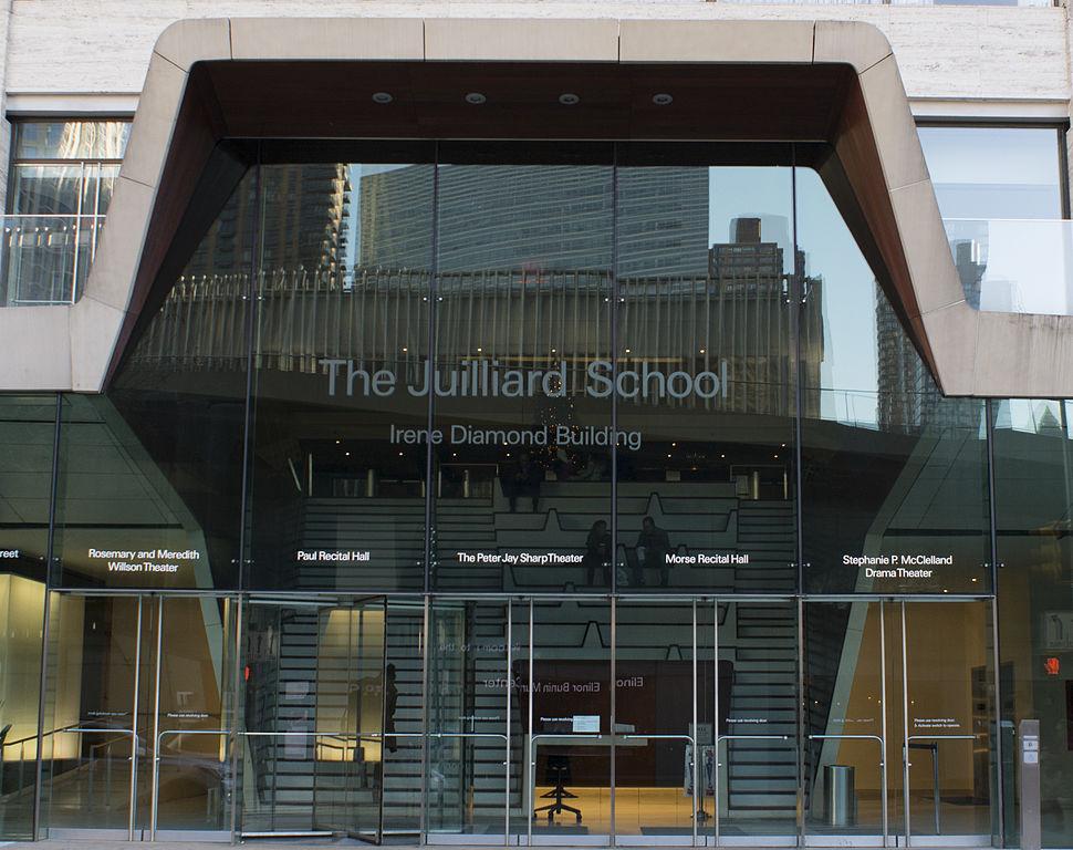The Juilliard School photo D Ramey Logan