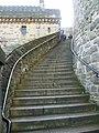 The Lang Stairs, Edinburgh Castle - geograph.org.uk - 2718811.jpg
