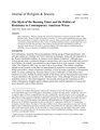 The Myth of the Burning Times and the Politics of Resistance in Contemporary American Wicca.pdf