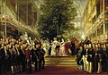 The Opening of the Great Exhibition by Queen Victoria on 1 May 1851.jpg
