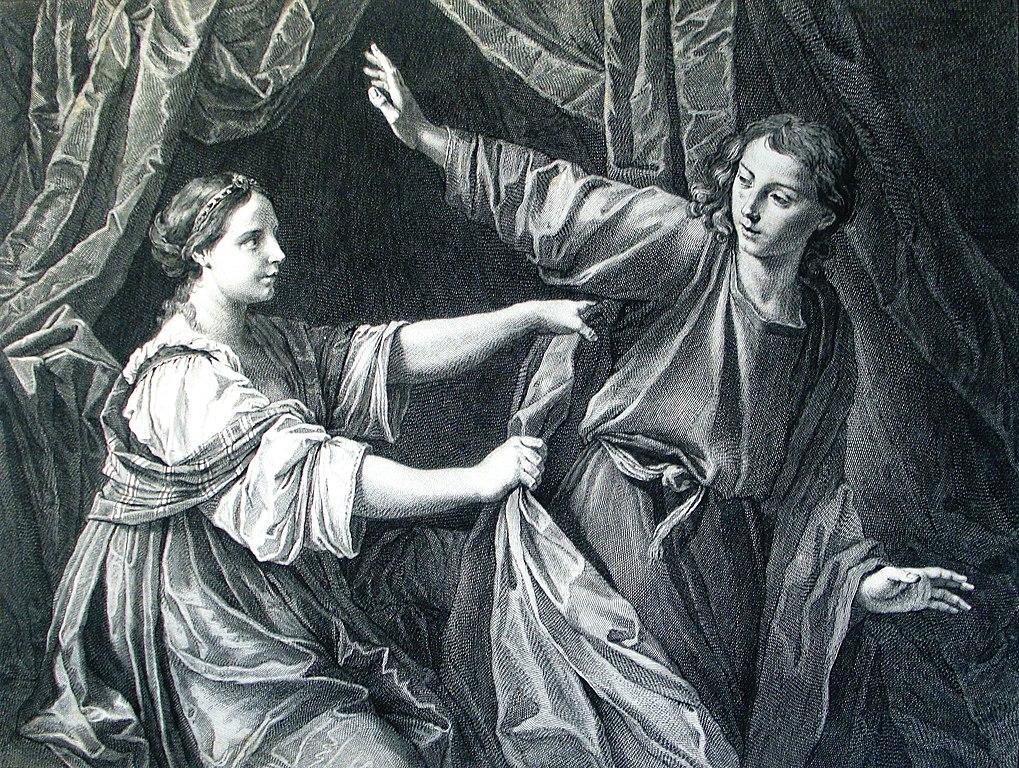 창세기 39장 보디발 집으로 팔려간 요셉