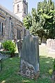 The Plague Stone in St Mary's churchyard, Richmond.jpg