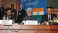 The Prime Minister, Dr. Manmohan Singh attends the India-EU Summit, in Brussels, Belgium on December 10, 2010.jpg