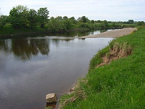 The River Esk, Arthuret - geograph.org.uk - 1325304.jpg
