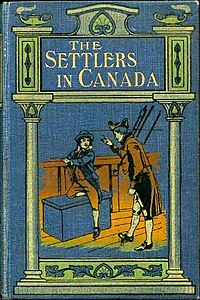 The Settlers in Canada cover