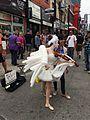 The Silent Violinist 2015 Buskerfest Toronto 01.jpg