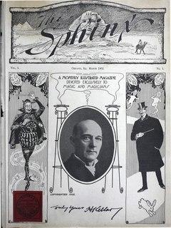<i>The Sphinx</i> (magazine)
