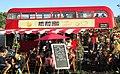 The Tea Stop Routemaster bus RML2406 (JJD 406D), 2011 Glastonbury Festival (2) cropped.jpg