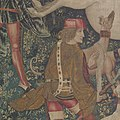 The Unicorn Defends Itself (from the Unicorn Tapestries) MET DP101158.jpg