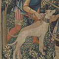 The Unicorn is Attacked (from the Unicorn Tapestries) MET DP101087.jpg