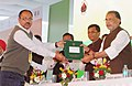 "The Union Minister for Agriculture and Farmers Welfare, Shri Radha Mohan Singh presented the awards at the inauguration of the ""Krishi Unnati Mela, 2017"", in New Delhi (1).jpg"