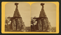 The Utes' Medicinal monument, Monument Park, by Gurnsey, B. H. (Byron H.), 1833-1880.png