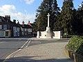 The War Memorial, Ware - geograph.org.uk - 370686.jpg