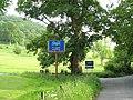 The entrance to Bala Lake Hotel - geograph.org.uk - 462503.jpg