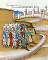 The first gipsy immigrants outside Bern, 1485.jpg