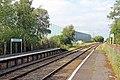 The northern end of Hawarden Bridge railway station (geograph 4032493).jpg