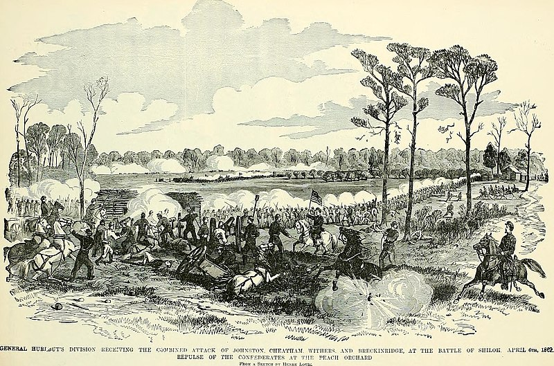 The soldier in our Civil War - a pictorial history of the conflict, 1861-1865, illustrating the valor of the soldier as displayed on the battle-field, from sketches drawn by Forbes, Waud, Taylor, (14576331188).jpg