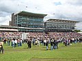 The winning post - geograph.org.uk - 437203.jpg