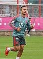 Thiago Training 2019-04-10 FC Bayern Muenchen-2.jpg