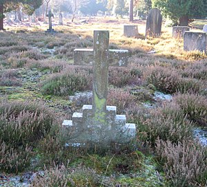 Thomas Humphrey - The grave of Thomas Humphrey in Brookwood Cemetery