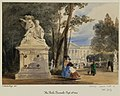 Thomas Shotter Boys, Brussels a view in the park, 1843.jpg