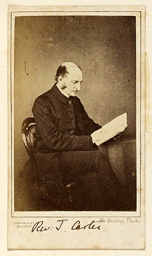 Thomas Thellusson Carter - Image: Thomas Thellusson Carter (H Hering NPG Ax 9611)