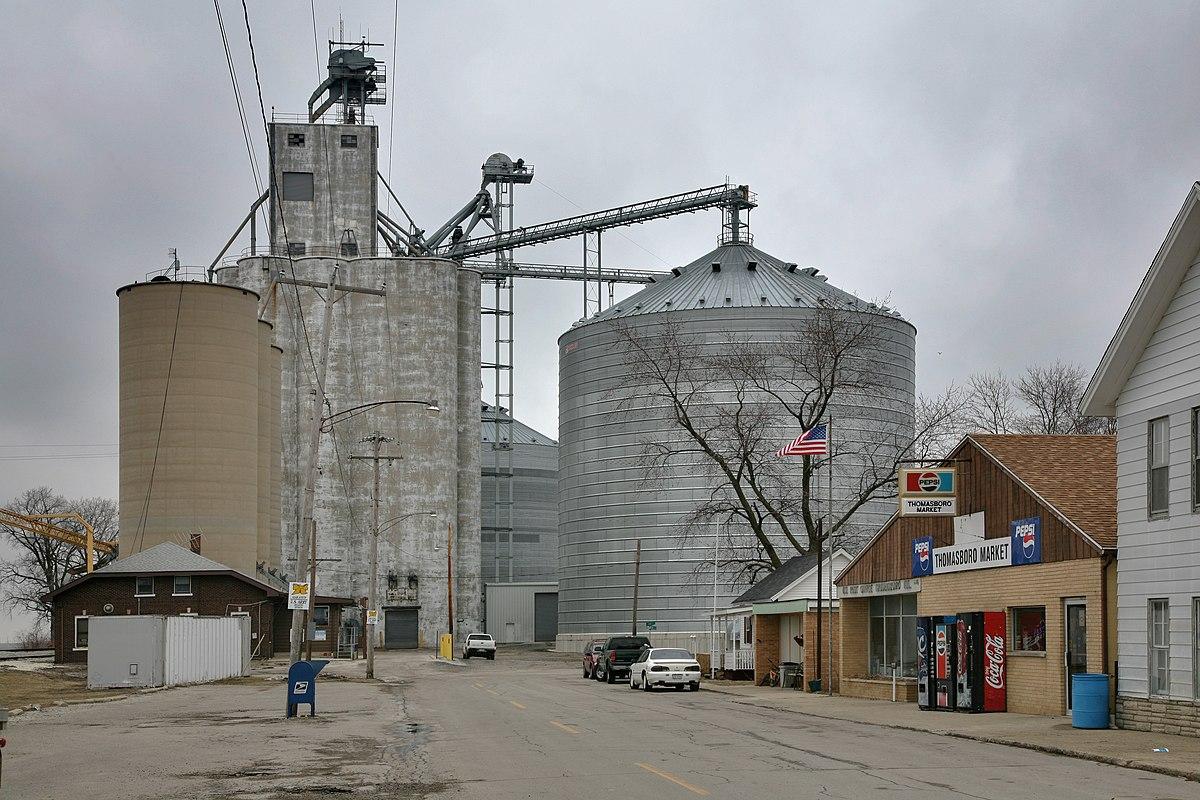 Illinois champaign county thomasboro - Illinois Champaign County Thomasboro 1