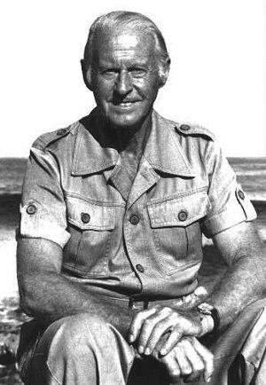 Thor Heyerdahl - Thor Heyerdahl around 1980