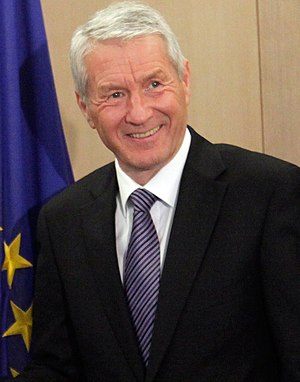 Politics of Norway - Thorbjørn Jagland (Labour) was Prime Minister 1996–97. He has later become Secretary General of the Council of Europe.