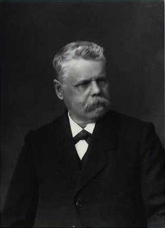 1921 in Iceland - Þorvaldur Thoroddsen