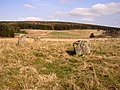 Threestone Burn stone circle - geograph.org.uk - 384800.jpg