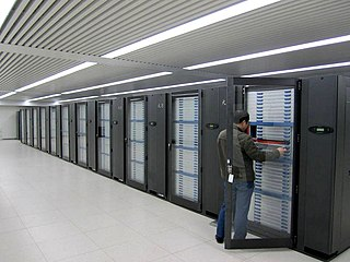 Tianhe-1 Supercomputer
