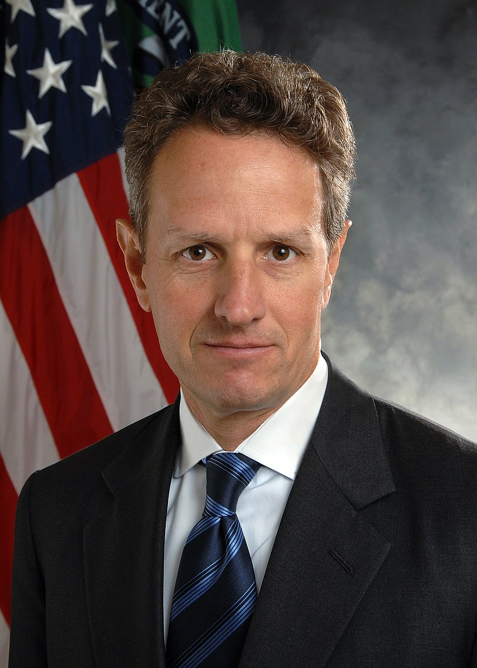 Timothy Geithner official portrait
