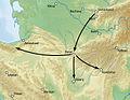 Timur East Persia campaign.jpg