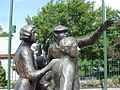 Tipperary Hill - Stonethrowers statue.jpg