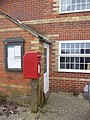 Tiptoe, postbox No. SO41 22 - geograph.org.uk - 1184183.jpg
