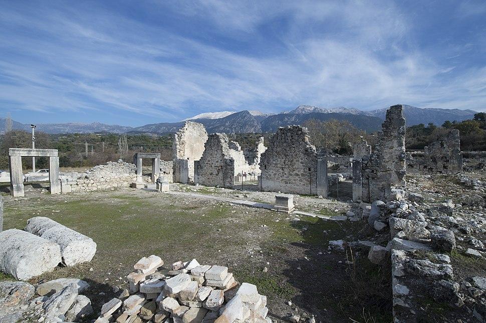 Tlos Basilica 4245
