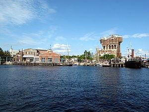 American Waterfront (Tokyo DisneySea) - American Waterfront