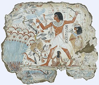 Tomb of Nebamun - Image: Tomb of Nebamun