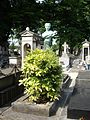 Tombe Lorenzo Pagans (1), Cimetière des Batignolles, Paris.jpg