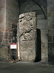Tombstone of Flavinus, Roman Standard Bearer