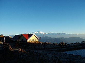 Singalila National Park - Tonglu trekkers hut